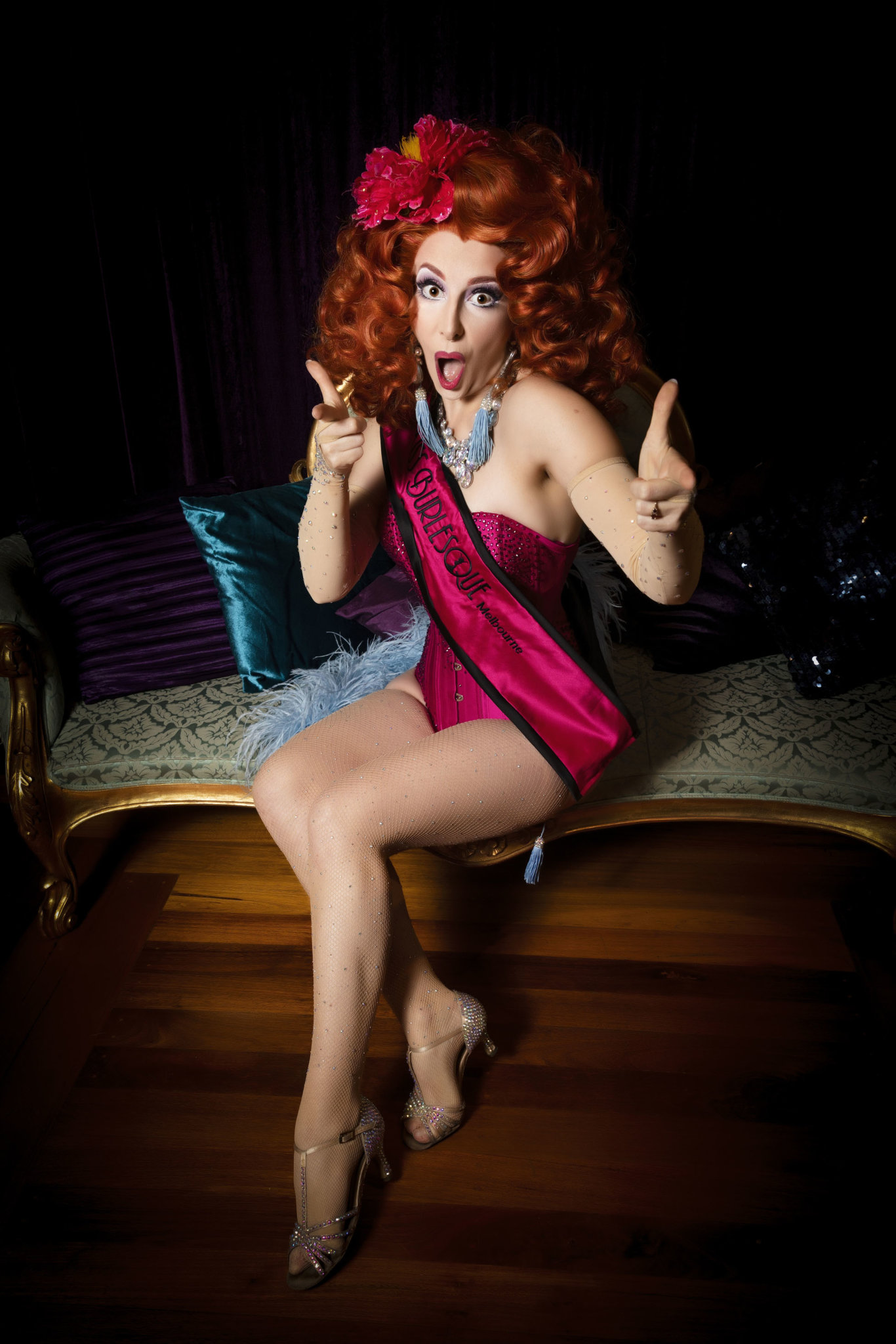 burlesque melbourne  wildcard feature